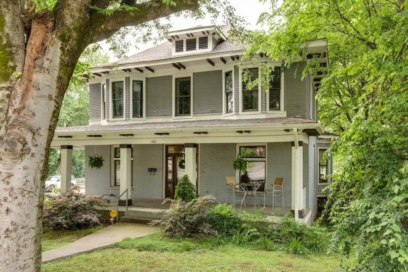 Furnished Historic East Nashville Home