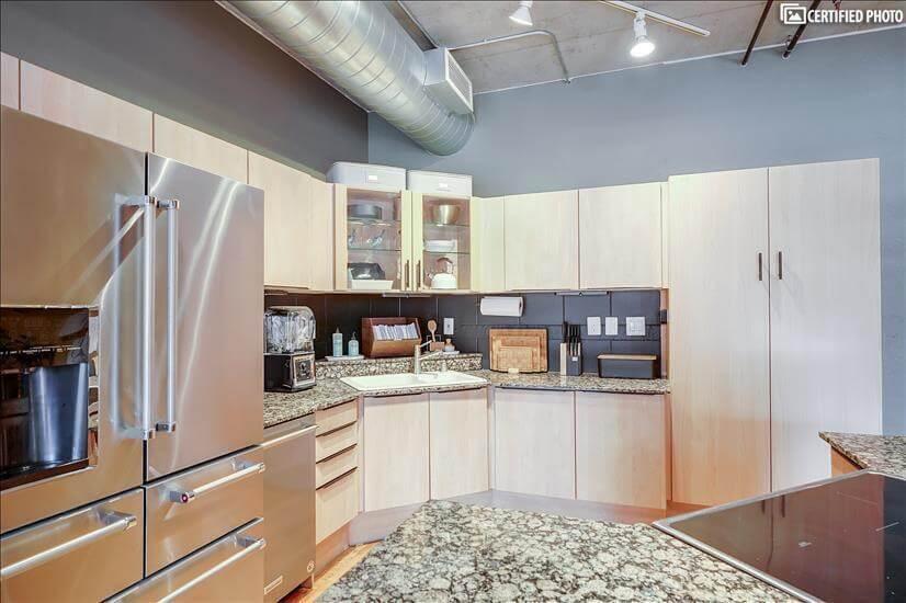 Professionally inspired kitchen equipment