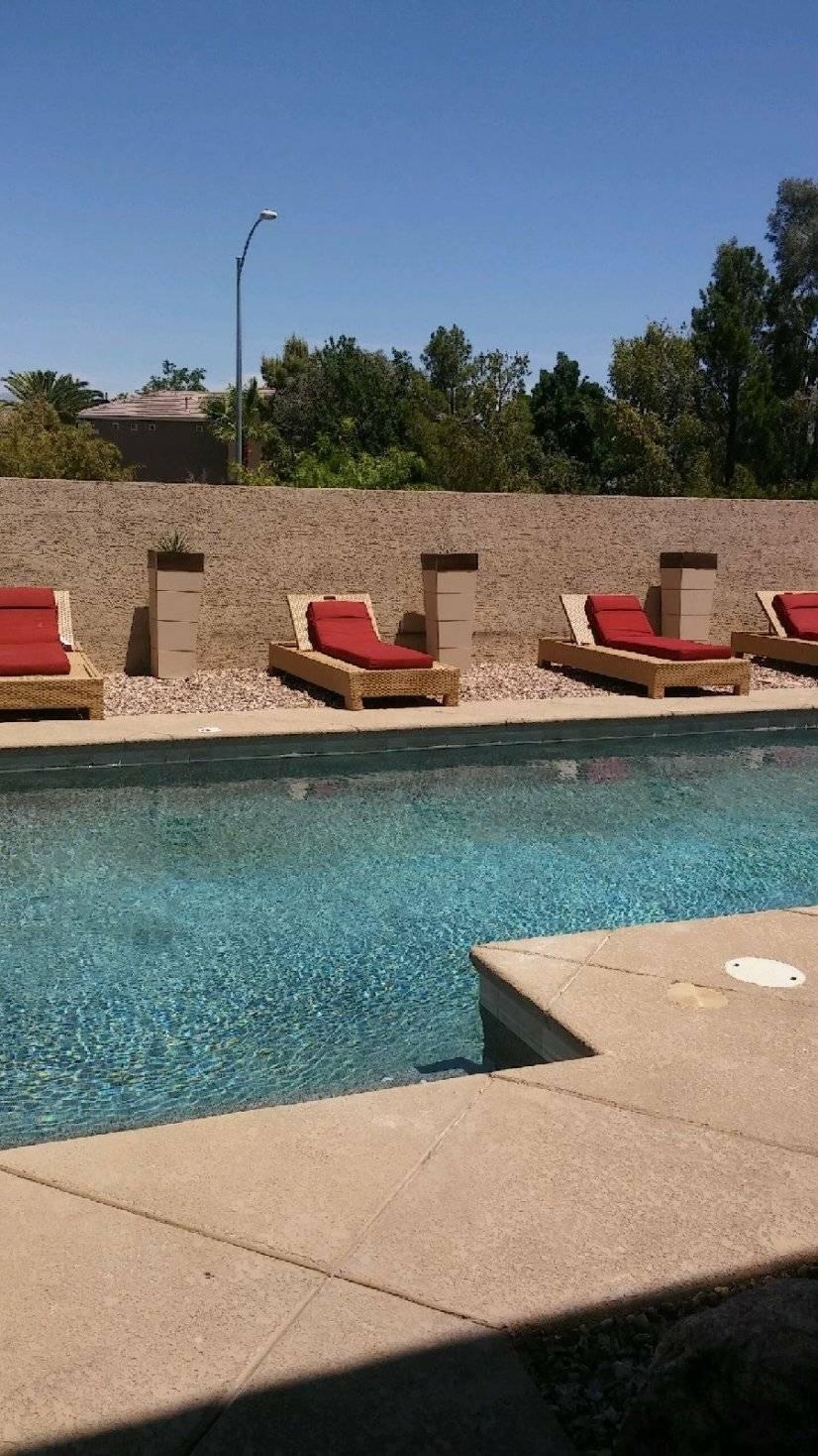 35 ft pool