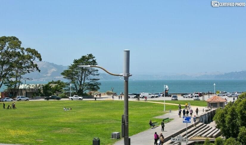 Walk to Golden Gate Bridge