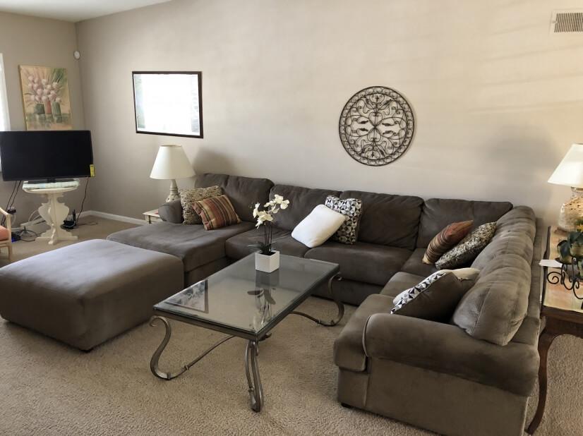 Micro Fiber Sofa