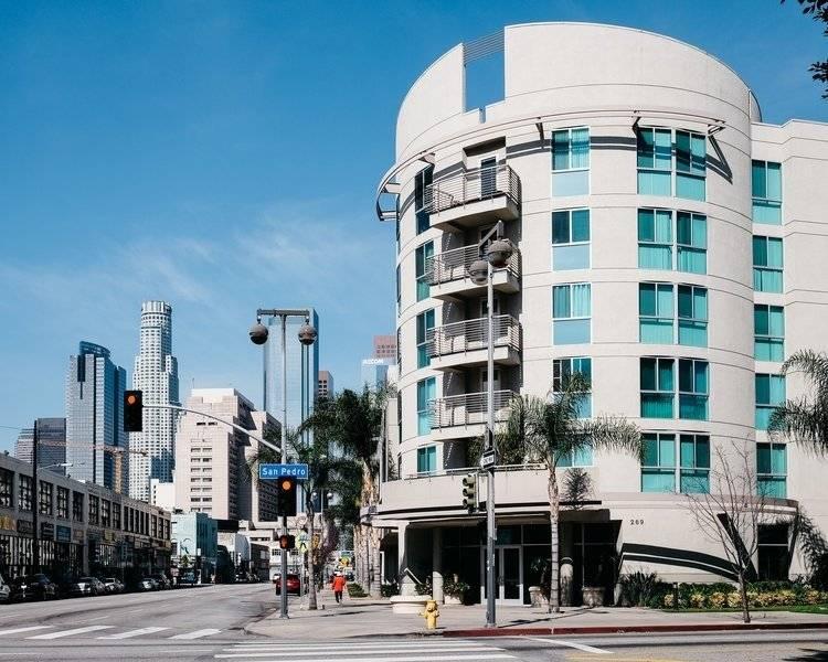 Exterior view, Downtown LA - Little Tokyo