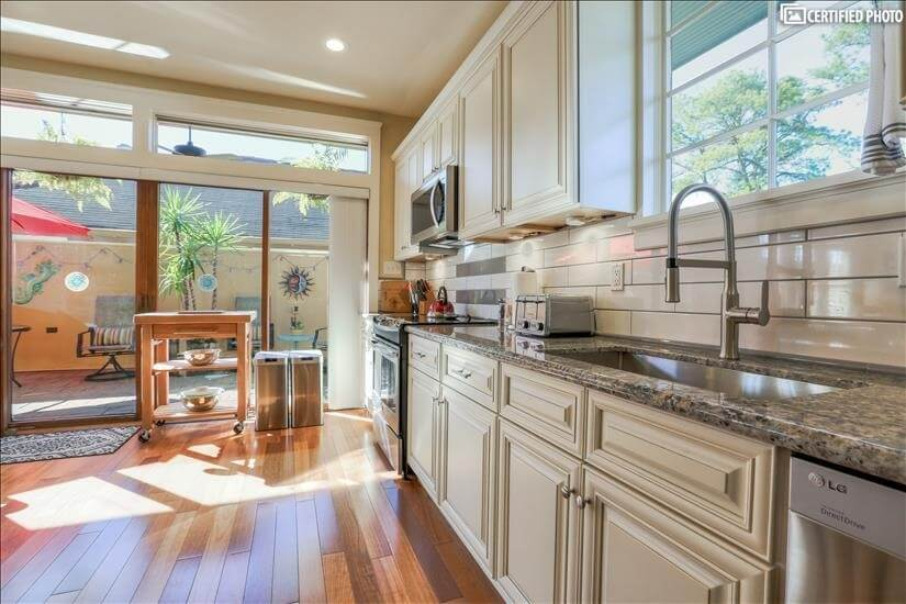 Granite Counter Tops & Dishwasher