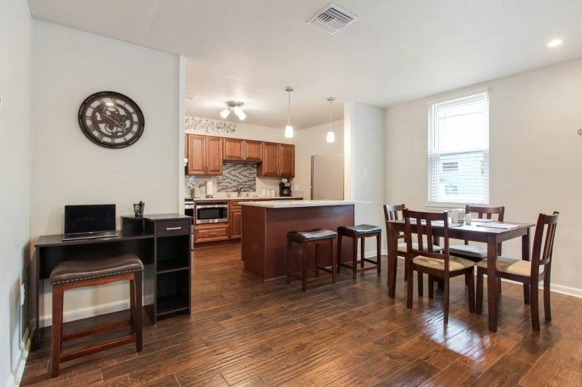 image 6 furnished 2 bedroom Townhouse for rent in Mid-City, New Orleans Area