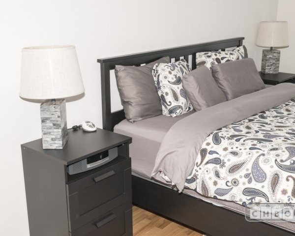 Extra comfortable king size bed