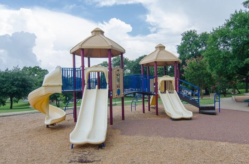Has a Playground.