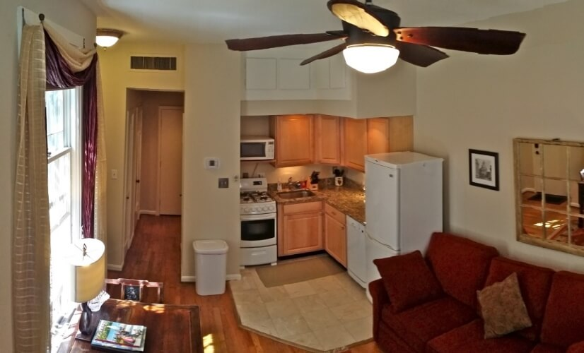 image 11 furnished Studio bedroom Townhouse for rent in Capitol Hill, DC Metro