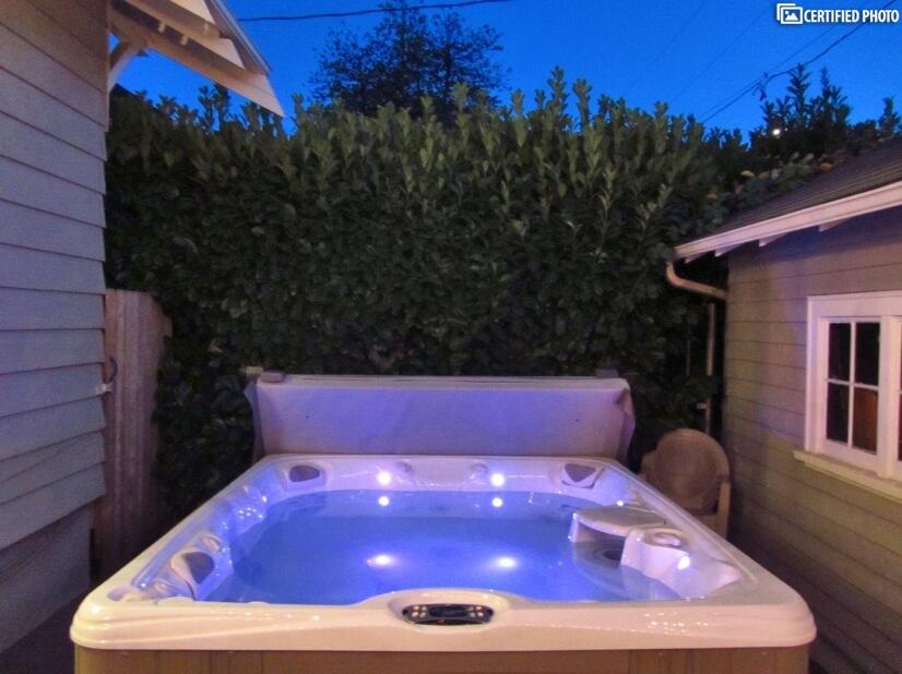 High-end spa