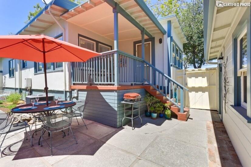 image 5 furnished 2 bedroom House for rent in Alameda, Alameda County