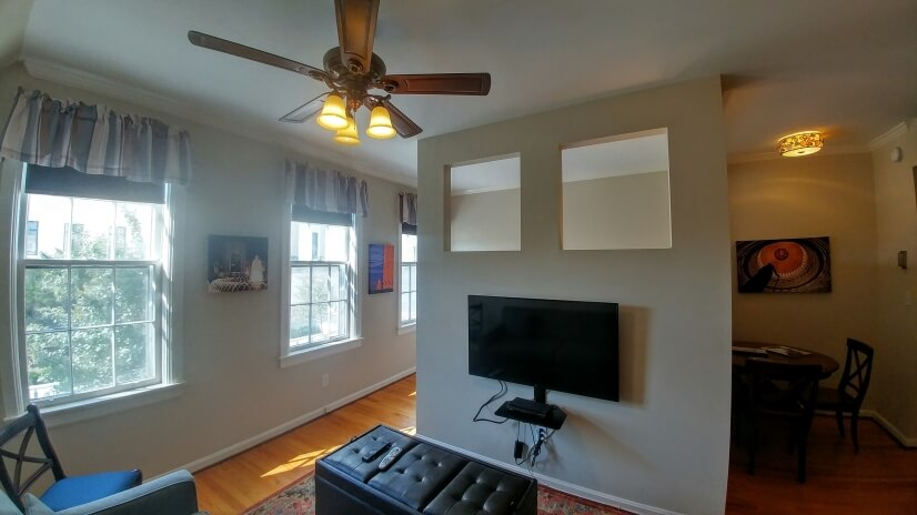 image 5 furnished Studio bedroom Townhouse for rent in Capitol Hill, DC Metro