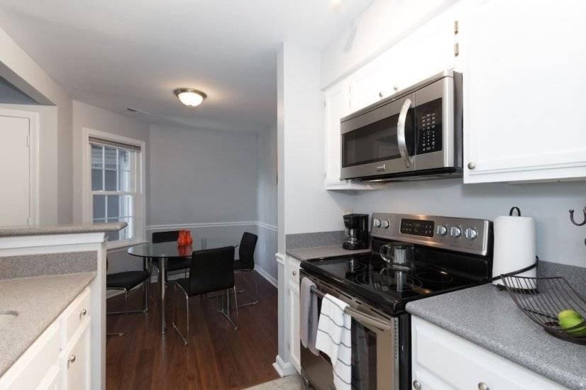 image 4 furnished Studio bedroom Townhouse for rent in Alexandria, DC Metro