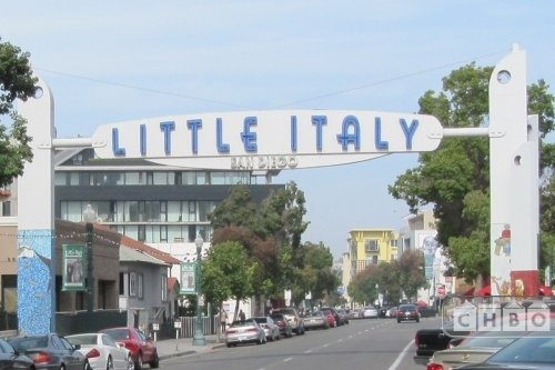 Short Walk to Little Italy