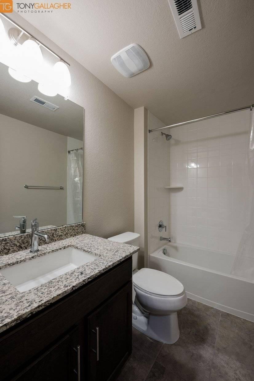 Full bath lower level