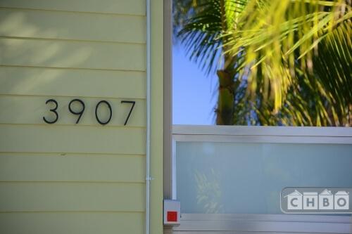 Address on Street