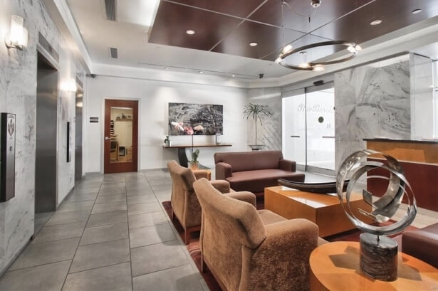 The Barclay Lobby