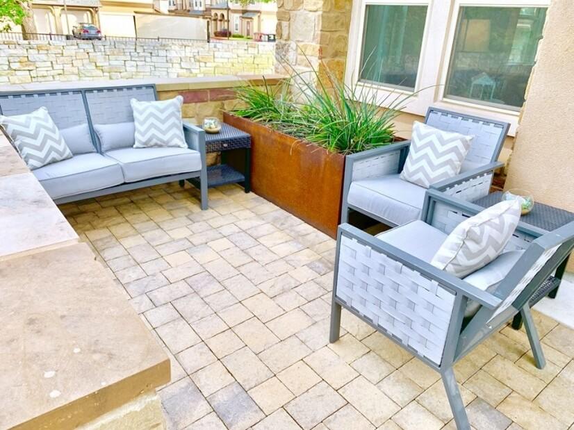 Lounge Area Patio
