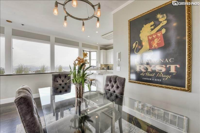 image 14 furnished 3 bedroom Townhouse for rent in North Beach, San Francisco