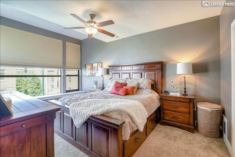 Beautiful Master Bedroom Suite