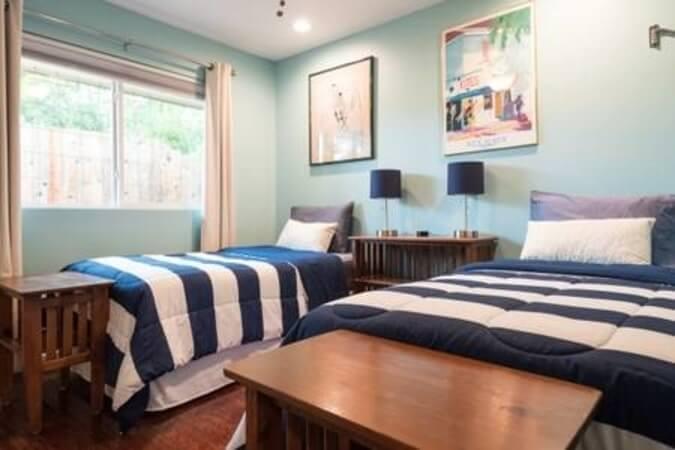 Blue Room Twins