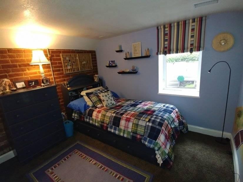 bedroom #3 downstairs