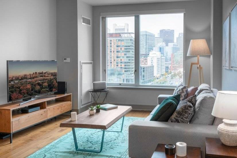 Furnished, Stately Seaport 1BR, w/ Pool