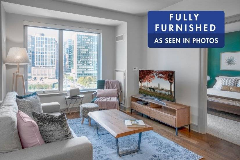 Fully Furnished 1BR in Seaport (9)