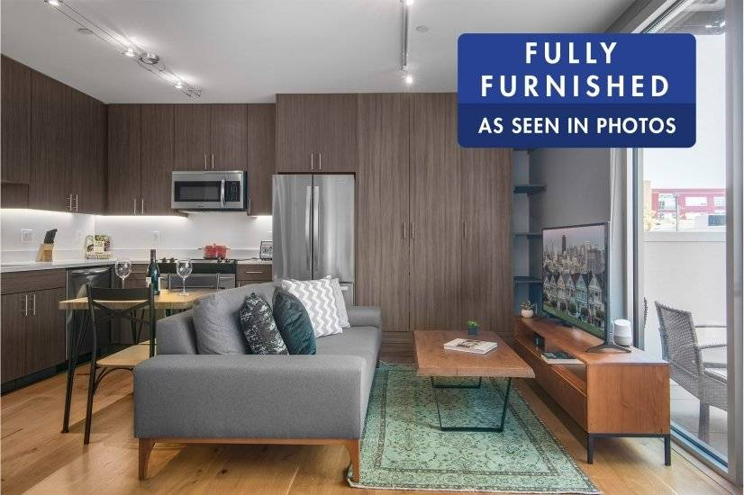 Fully Furnished, Hip South Park Studio