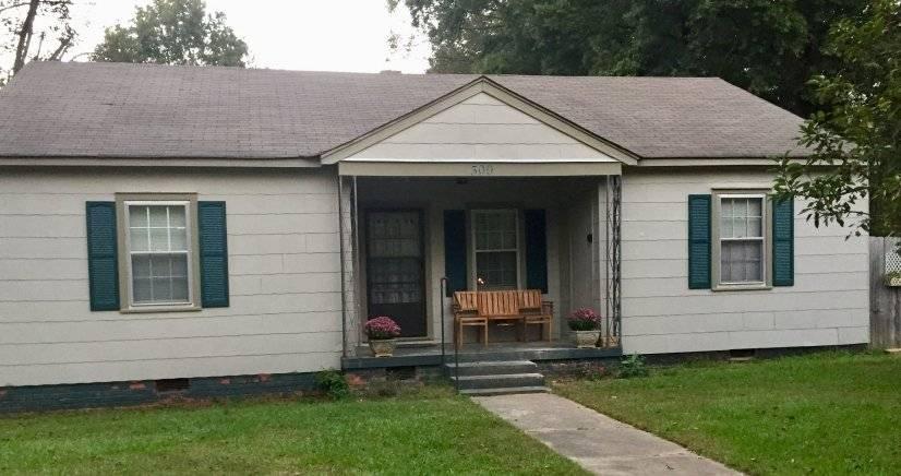 Bessie's bungalow