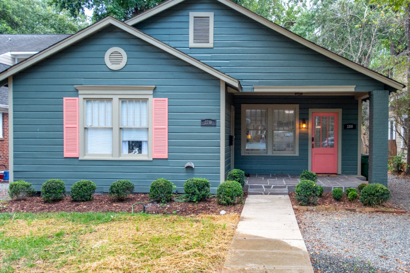 Beautiful bungalow in the heart of Plaza Midwood