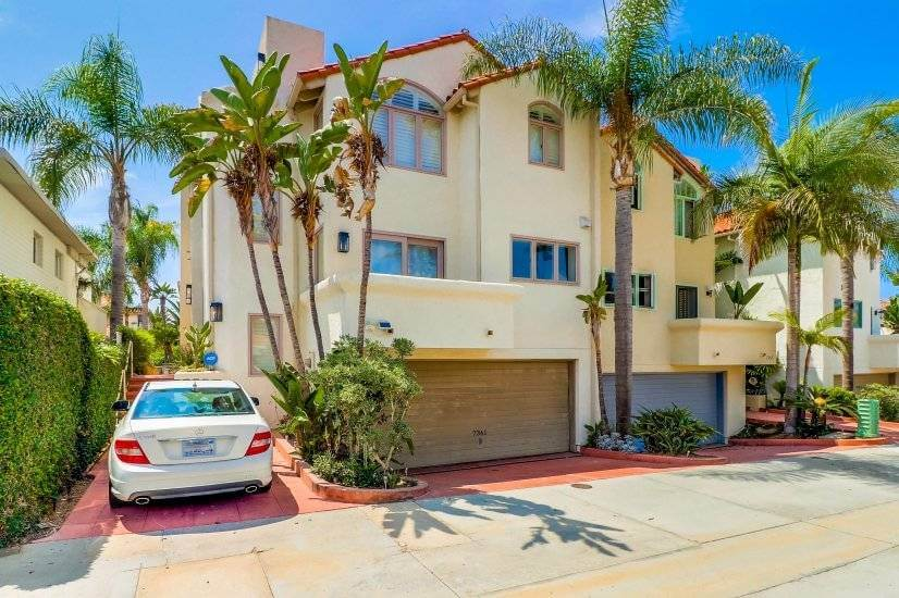 image 1 furnished 2 bedroom Townhouse for rent in La Jolla, Northern San Diego