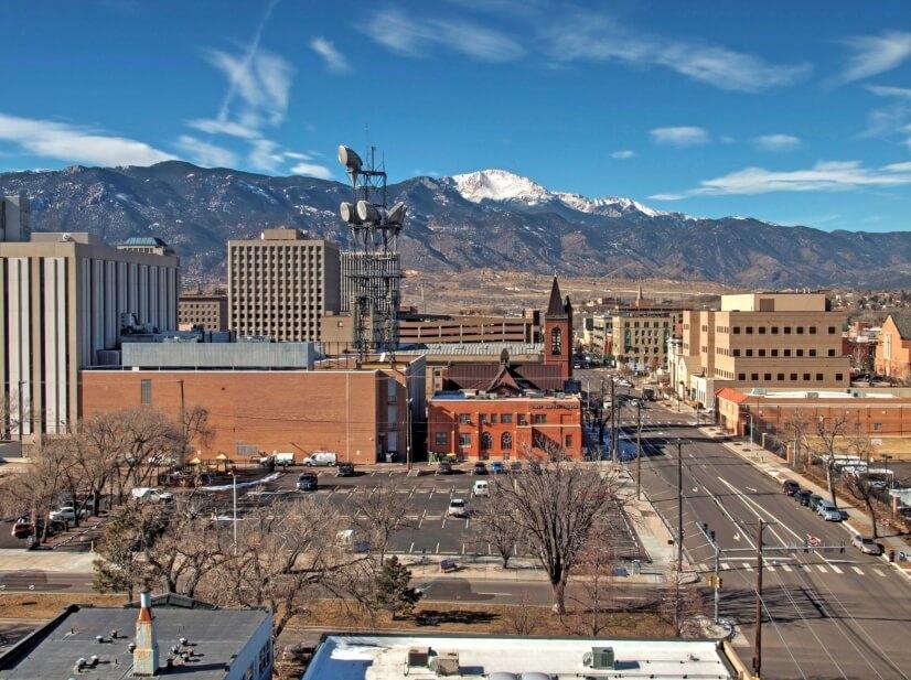 $3400 0 Divine Redeemer Colorado Springs, South Central Colorado