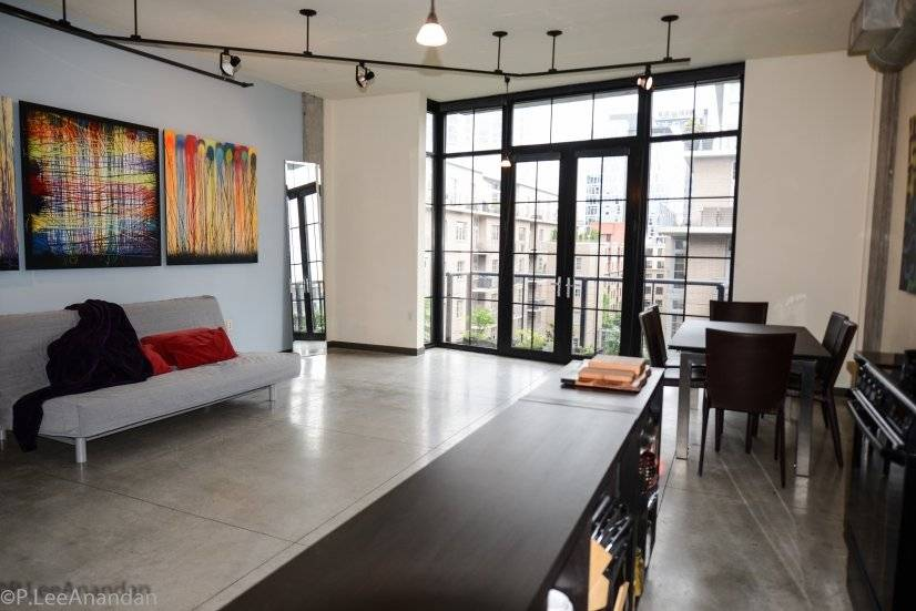 Furnished Pearl District Loft