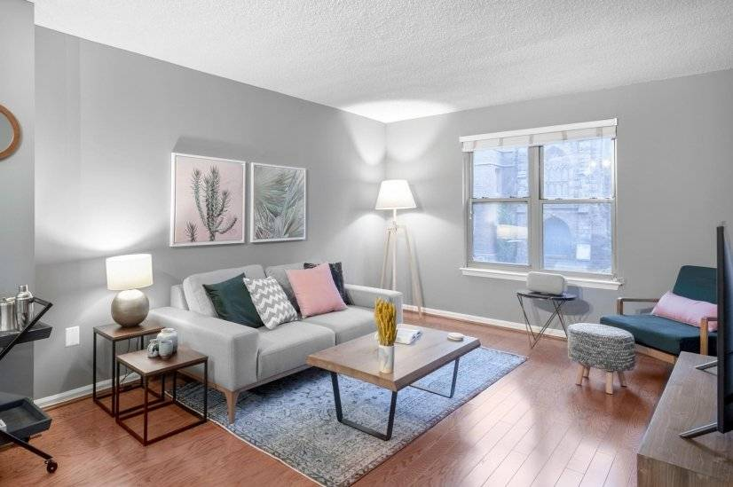 Spacious 1BR, next to Dupont Circle