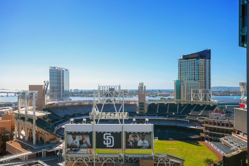 Immaculate Condo with Views of Ballpark