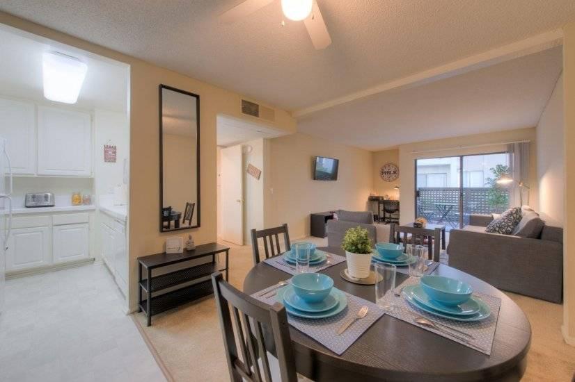 image 1 furnished 1 bedroom Apartment for rent in Woodland Hills, San Fernando Valley
