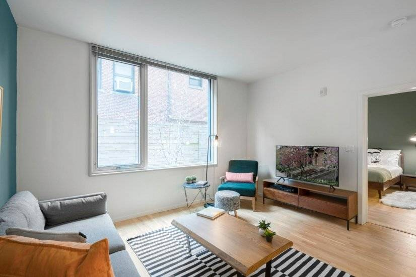 Cozy Bright South End 1BR w/ Gym