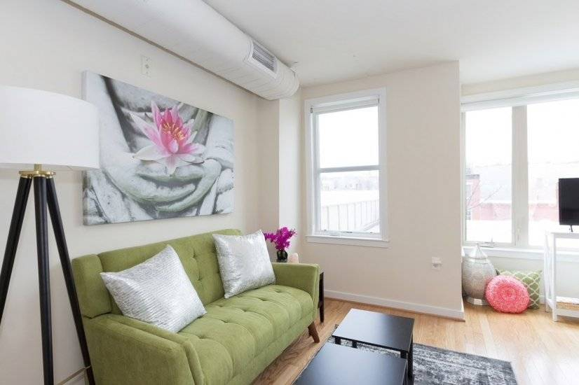 image 1 furnished Studio bedroom Apartment for rent in Bloomingdale, DC Metro