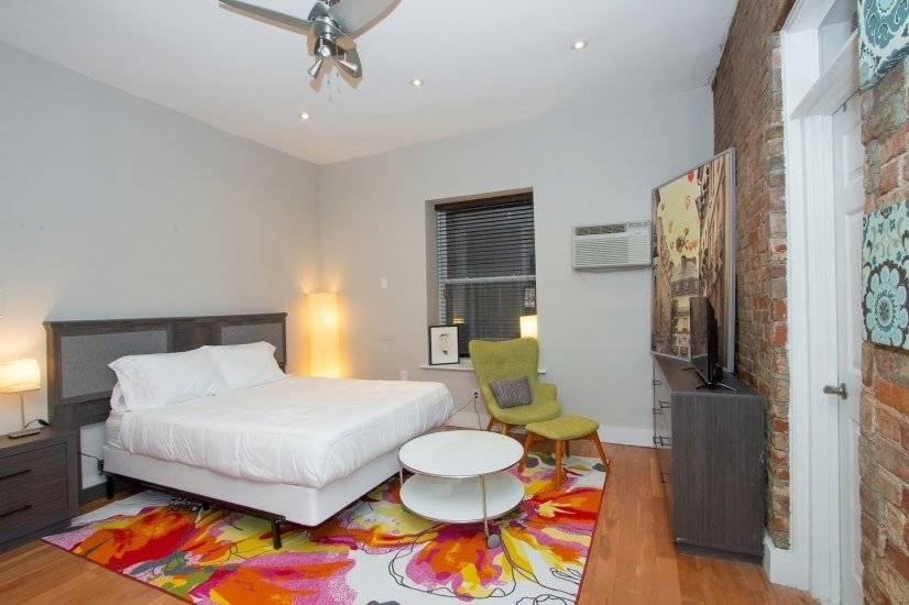 Furnished Studio rental in Dupont Circle