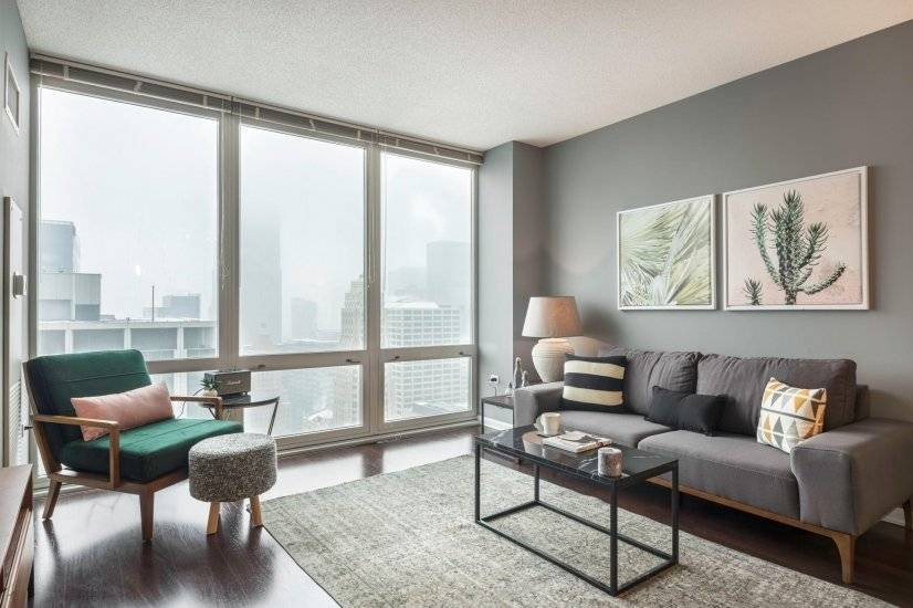 The Loop,Smart 1BR in The Loop w/ Gym