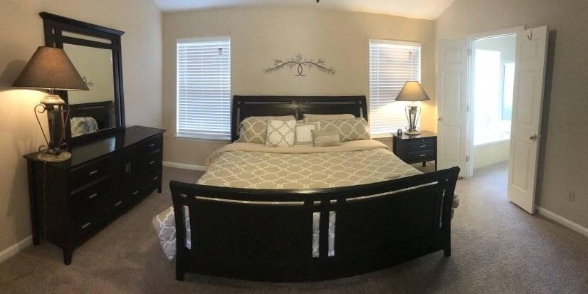 Furnished home rental in Nashville