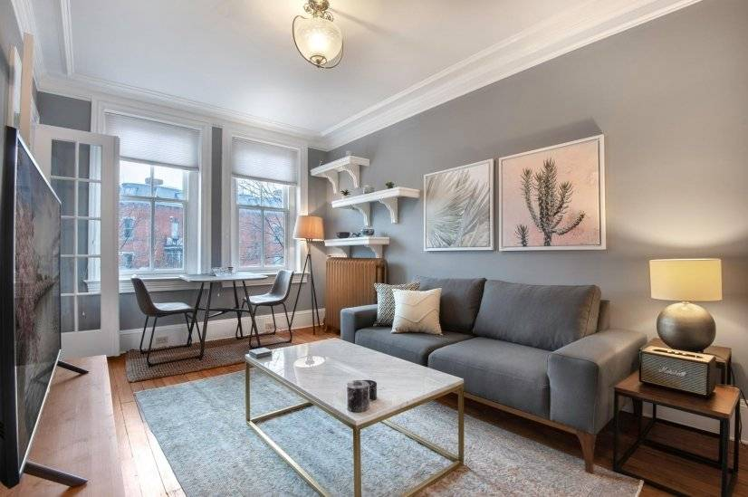 Furnished, Convenient Logan Circle 1BR