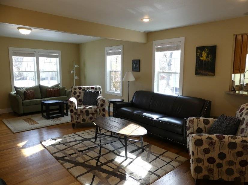 Furnished Longmont Old Town Charmer