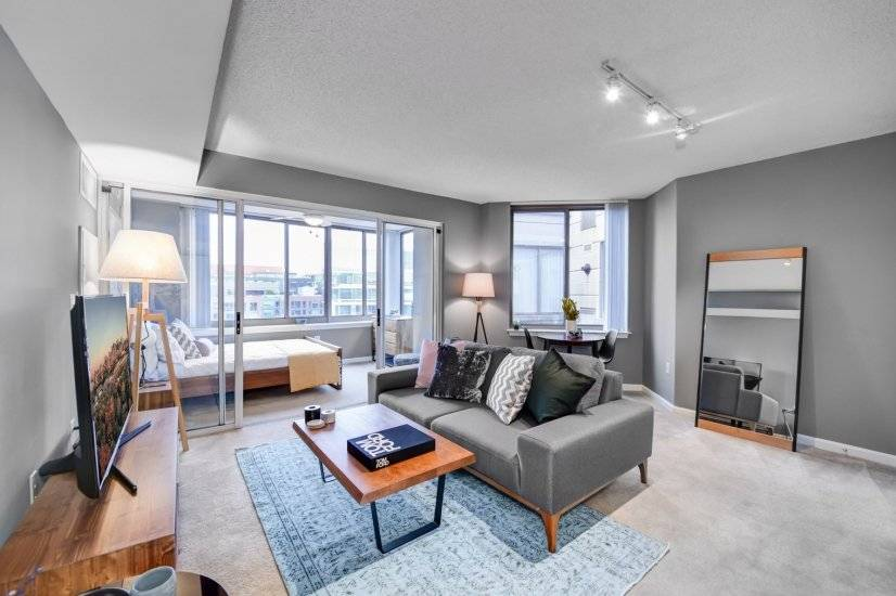 fully furnished DC Rental short term lease