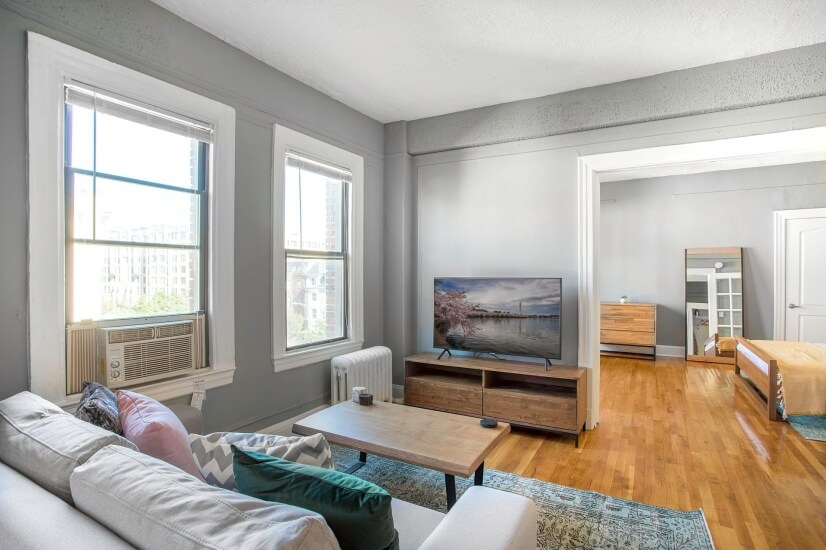 Furnished Dupont Circle DC corporate rental