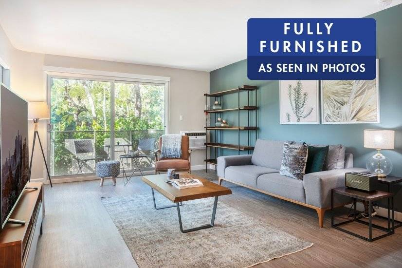 Furnished corporate rental in Westwood Village
