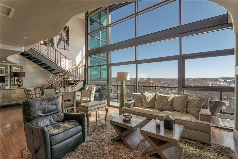 Furnished Penthouse in Citywalk Downtown