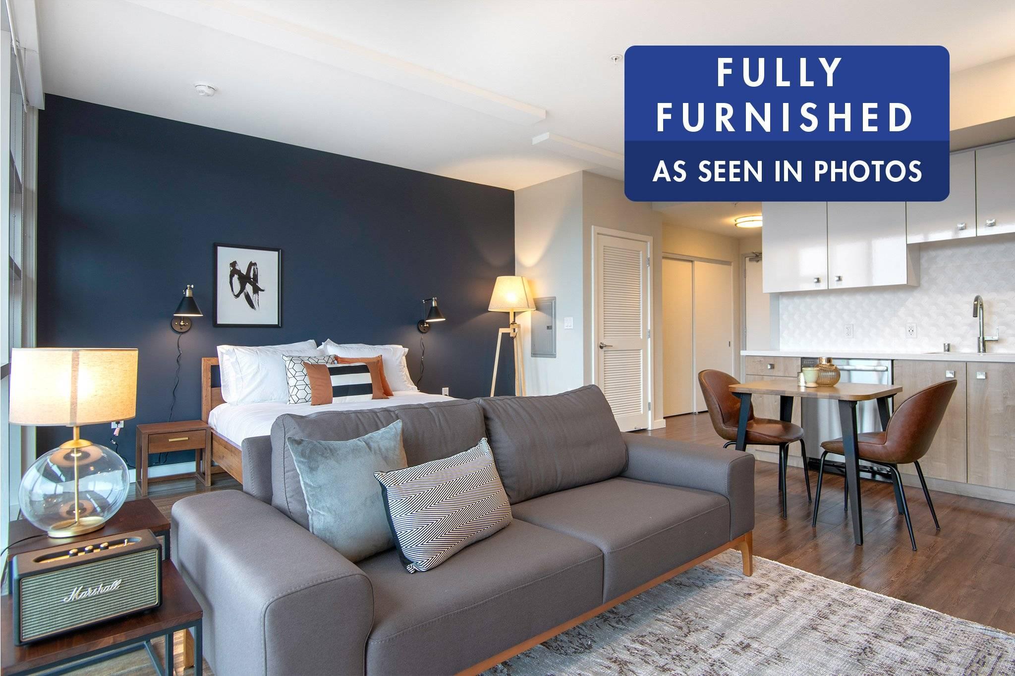 San Francisco Furnished monthly Studio rental