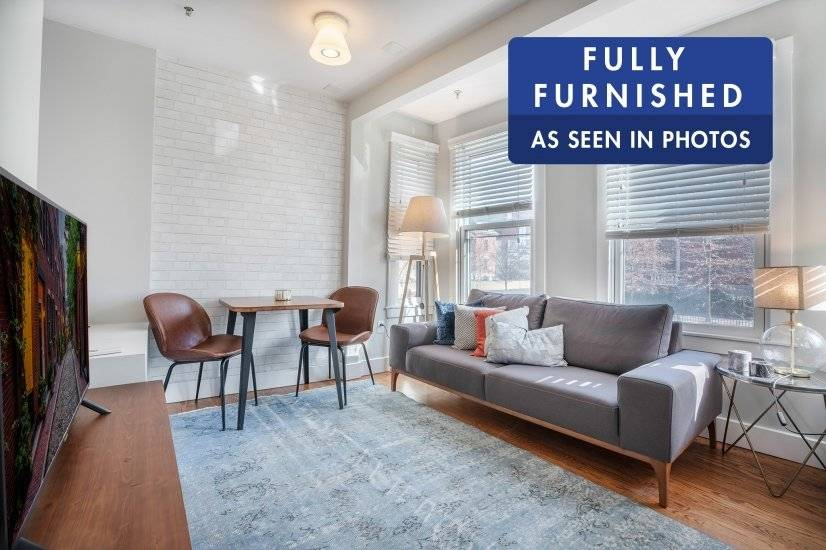 Boston Medical Center furnished rentals