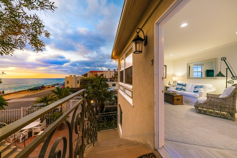 image 1 furnished 1 bedroom Townhouse for rent in La Jolla, Northern San Diego
