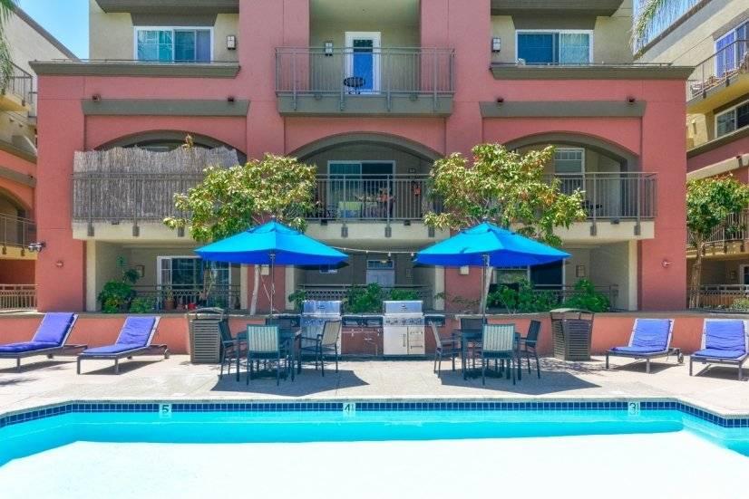 $8000 2 Park West Central San Diego, San Diego